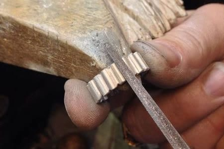 Ring Making Day in Sheffield